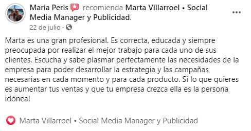 opinion Maria